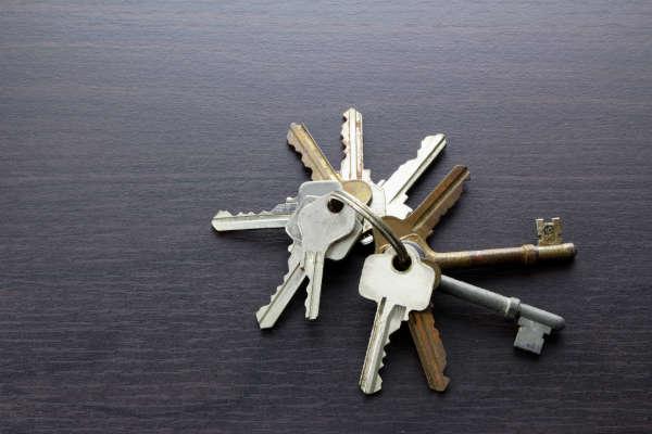Cambio de llaves