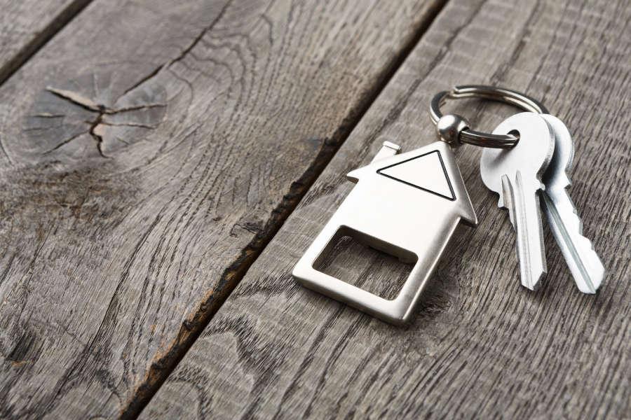 Cambio de llaves en la comunidad